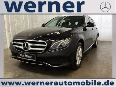 gebraucht Mercedes E200 Avantgarde 9G Business AHK Totwinkel SHZ