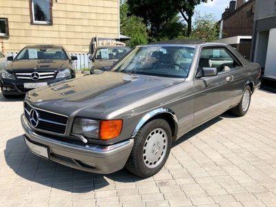 gebraucht Mercedes 500 SEC 2.Hand/TÜV+H-Kennzeichen 10/2019