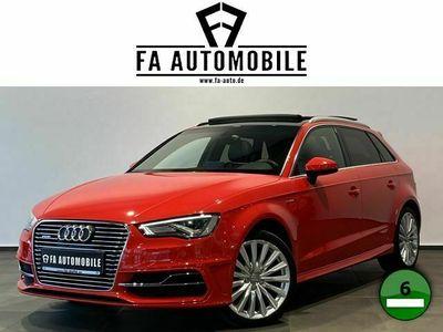 gebraucht Audi A3 Sportback e-tron e-tron S Line Navi Leder LED Pano