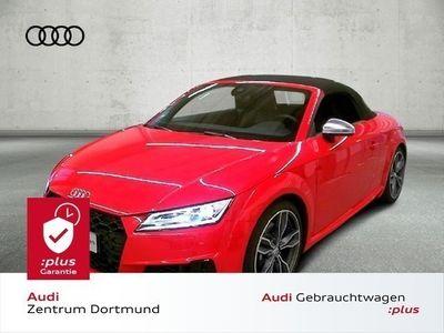 gebraucht Audi TT Roadster S TFSI qu. Navi+/BlackOptik/Kopfrhzg/