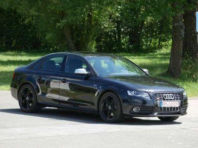 gebraucht Audi S4 3.0 TFSI S tronic quattro Leder Xenon Navi als Limousine in Postbauer-Heng