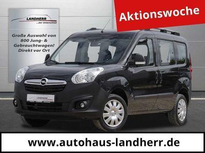 gebraucht Opel Combo 1.4 // Klima/Bluetooth/Multifunktionslenkrad