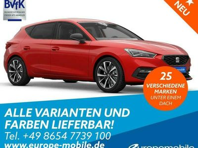 gebraucht Seat Leon FR (D4) 2.0 TDI 110kW DSG