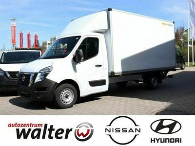 gebraucht Nissan NV400 2.3 DCI Humbaur Koffer Ladebordwand