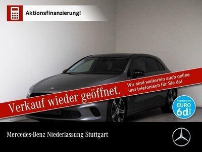 gebraucht Mercedes A250 Progressive Navi Premium LED Night PTS Sitzh
