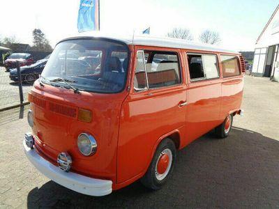 gebraucht VW T2 / Bus / Fensterbus komplett mit Schiebetür!
