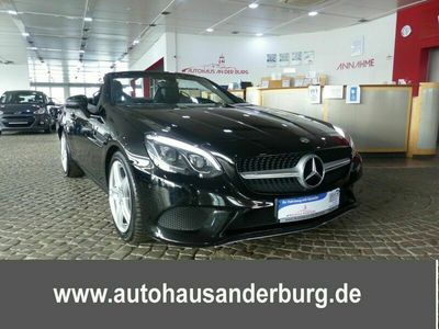 gebraucht Mercedes 250 SLCRoadster Navi+Vollleder+PDC
