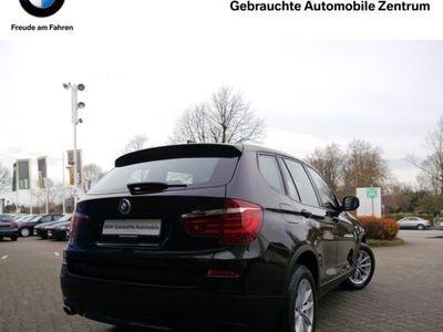 gebraucht BMW X3 xDrive20d Klimaautomatik PDC Sitzheizung Tempomat