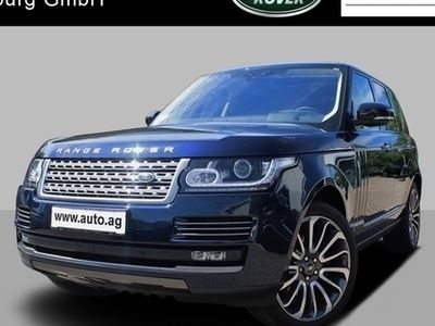 gebraucht Land Rover Range Rover SDV8 AUTOBIOGRAPHY APPROVED