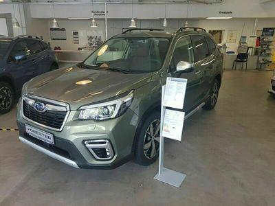 gebraucht Subaru Forester 2,0ie Lineartronic Platinum als SUV/Geländewagen/Pickup in Mannheim-Wallstadt