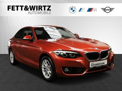 gebraucht BMW 218 i Coupé