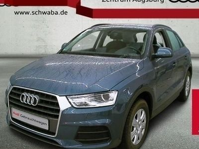 gebraucht Audi Q3 2.0 TDI 110 kW (150 PS) 6-Gang