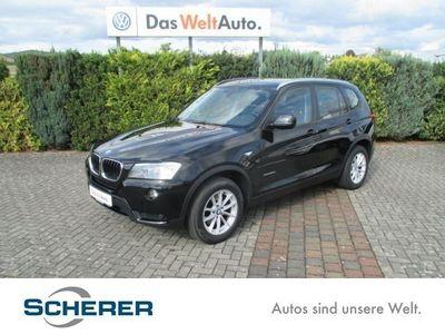 gebraucht BMW X3 20d Xenon Navi LM Winterräder