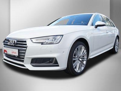 used Audi A4 Avant 2.0 TDI s tronic quattro S line Navi Virt