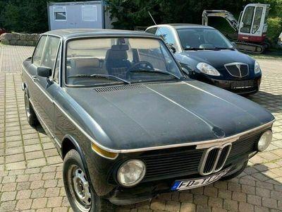 gebraucht BMW 2002 (zum restaurieren)