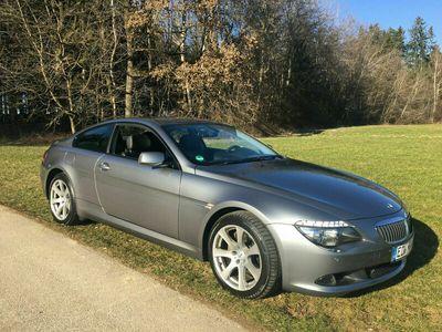 gebraucht BMW 635 d Aut. als Sportwagen/Coupé in Isen