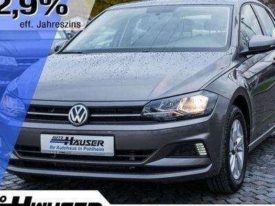 gebraucht VW Polo 1.0 TSI COMFORTLINE MEDIA APP ALU KLIMA