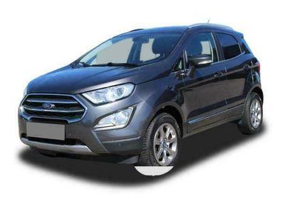 gebraucht Ford Ecosport EcoSportTitanium 1.0 EB 92 kW Xenon PPS Bluetooth