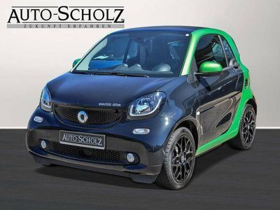 gebraucht Smart ForTwo Electric Drive coupé PANO+COOL&MEDI