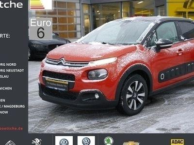 gebraucht Citroën C3 Pure Tech 110 S&S EAT6 FEEL KLIMA PDC SHZ EU6