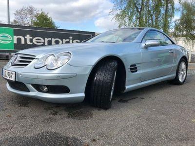 gebraucht Mercedes SL55 AMG AMG Automatik, Deutsches Fahrzeug
