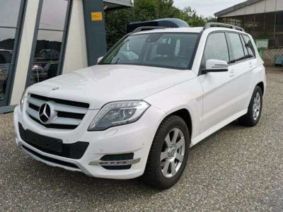 gebraucht Mercedes GLK220 CDI Xenon,Navi,LED,AHK,SHZ