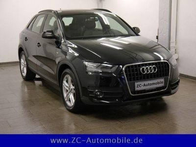gebraucht Audi Q3 2.0 TDI S-Line - 1. Hand