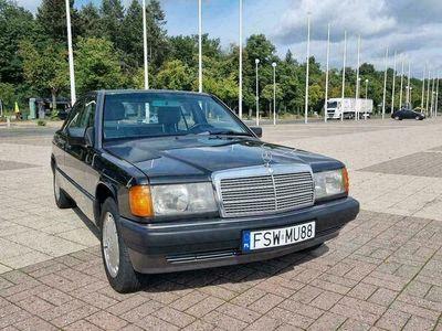 gebraucht Mercedes 190 MercedesTyp W201