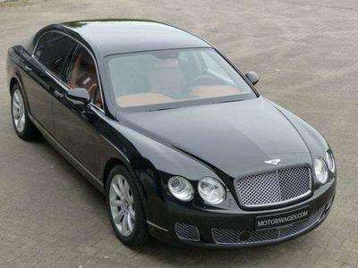 gebraucht Bentley Continental Flying Spur Mulliner