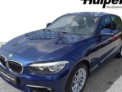 gebraucht BMW 116 d