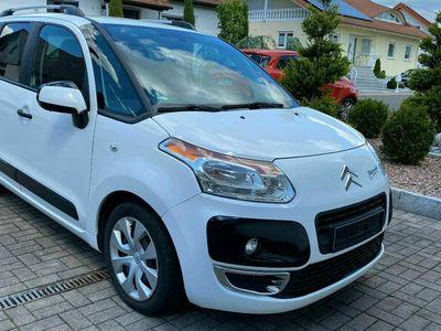 gebraucht Citroën C3 Picasso Benzin - Gas