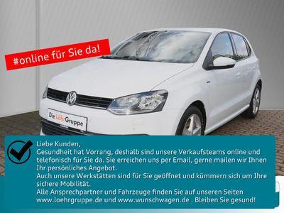 gebraucht VW Polo LOUNGE 1.2 TSI Climatronic Navi Sitzheizung