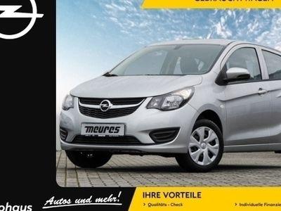 gebraucht Opel Karl 1.0 Edition KLIMA RADIO-AUX CITYLENKUNG -