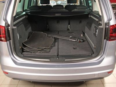 gebraucht Seat Alhambra 1.4 TSI Style, 7-Sitzer, Xenon, Navi, AHK, Winterpaket
