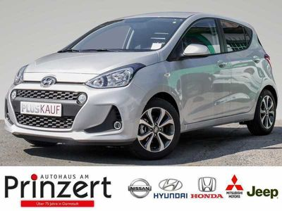 used Hyundai i10 1.0 'Passion Plus' MJ18