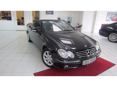 gebraucht Mercedes CLK200 CLK CabrioAvangarde Leder Navi