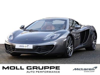 gebraucht McLaren MP4-12C Spider, Graphite Grey, Carbon Fibre