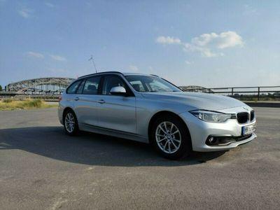 gebraucht BMW 320 d Touring Euro 6 LED Navi-Prof. SHZ KLG