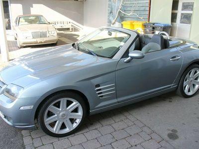 gebraucht Chrysler Crossfire Roadster 3.2 als Cabrio/Roadster in Weinstadt