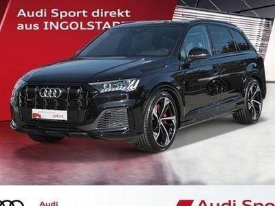 gebraucht Audi SQ7 TDI qu HD-MATRIX STHZG PANO ACC 22 S-Sitze