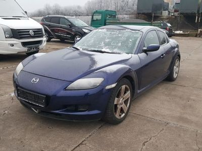 verkauft mazda rx8 revolution reloaded gebraucht 2006 km in waldkraiburg. Black Bedroom Furniture Sets. Home Design Ideas