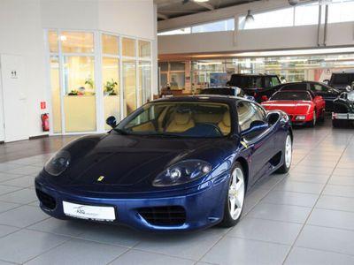 "gebraucht Ferrari 360 Modena F1 Xenon+Klimaautomatik+18"""