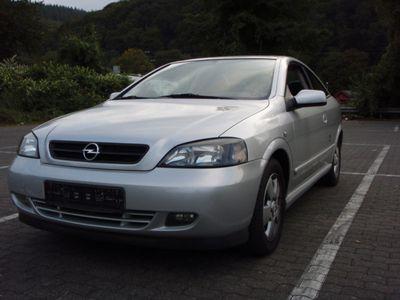 gebraucht Opel Astra 2.2 16V Coupe Linea Rossa Automatik