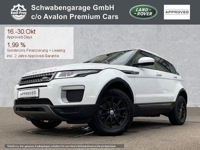 gebraucht Land Rover Range Rover evoque TD4 Aut. Pure *RFK*Navi*