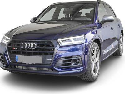 "gebraucht Audi SQ5 SQ53.0 TFSI quattro B&O+21""+STDHZ+PANO+AHK+KAM+"
