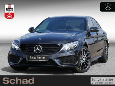 gebraucht Mercedes C400 4M AMG Comand+Night+LED+Kamera