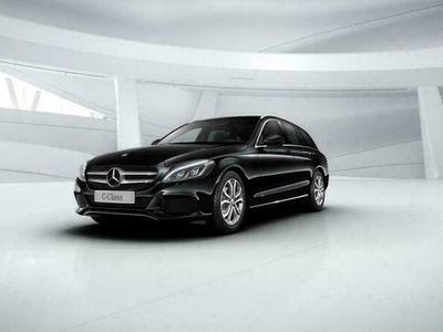 gebraucht Mercedes C250 d T-Modell Avantgarde/Burmester/HUD/LED
