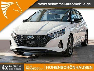 gebraucht Hyundai i20 New 1.0 T-Gdi (100PS) 48V M/T Intro Klima