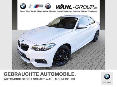 gebraucht BMW 220 i Coupé Automatik M-Sport   UPE 44.170,-- EUR