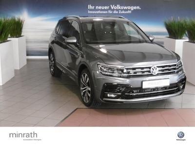 gebraucht VW Tiguan Allspace Highline 4Motion 2.0 TDI EU6d-T R-Line